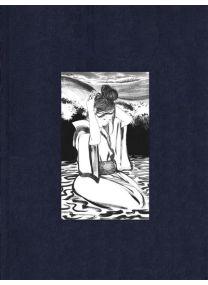 La jeune femme et la mer / Edition spéciale, Edition de Luxe (noir & blanc) - Dargaud