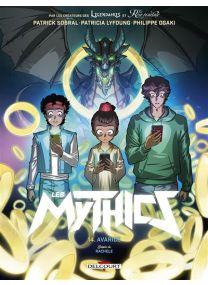 Les Mythics - Avarice - Delcourt
