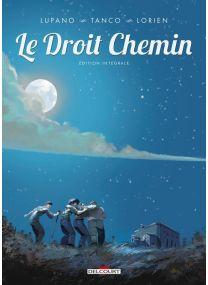 Le Droit chemin - Intégrale - Delcourt