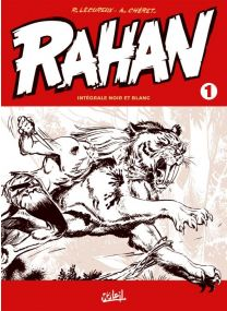 Rahan - Edition NB T01 - Soleil
