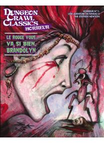 Dungeon Crawl Classics Horreur 01 -
