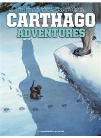 Carthago Adventures - Intégrale (6 tomes) - Les Humanoïdes Associés