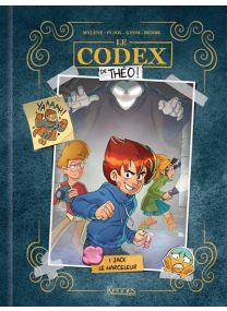 Le Codex de Théo - Jack le harceleur - Kennes Editions