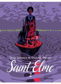 Saint-Elme - L'avenir de la famille - Delcourt
