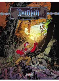 Donjon - Le Coffre aux âmes - Delcourt