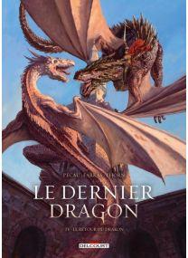 Le Dernier Dragon - Le retour du Drakon - Delcourt