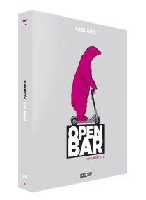 Open bar - Coffret 2021 - T01 + T02 - Delcourt