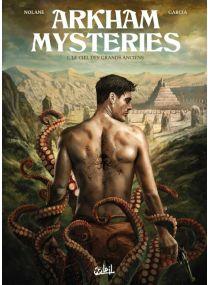 Arkham Mysteries - Le Ciel des grands anciens - Soleil