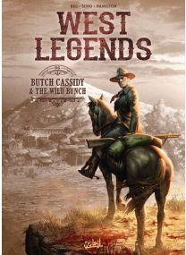 West Legends - Butch Cassidy & the wild bunch - Soleil