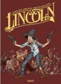 LINCOLN - Intégrale tomes 1 à 3 - Les éditions Paquet