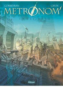 Metronom' - Intégrale - Glénat