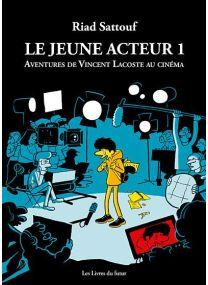 Le jeune acteur T1 - Aventures de Vincent Lacoste au cinéma