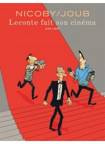 Leconte fait son cinéma : Aire Libre - Dupuis