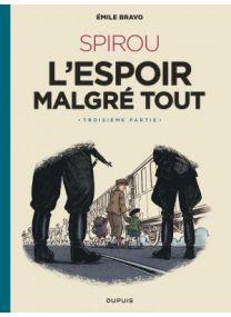 Le Spirou d'Emile Bravo : TOME4 - Dupuis
