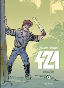 421 - L'intégrale : Tome2 - Dupuis