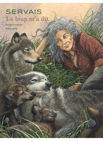 Le loup m'a dit : TOME2 - Dupuis