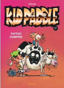 Kid Paddle : TOME17 - Dupuis