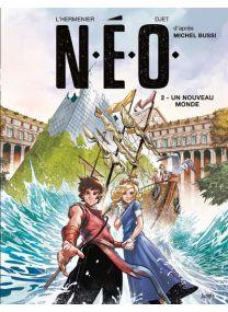N.E.O. - tome 2 - Jungle