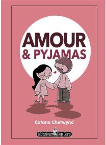 Amour et pyjamas - Monsieur Pop Corn