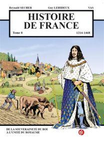 Histoire de France (rs) - De la souveraineté du roi à l'unité du royaume -