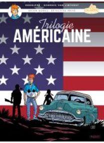 BRIAN BONES, DETECTIVE PRIVE - TRILOGIE AMERICAINE - Les éditions Paquet
