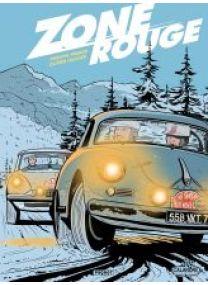 ZONE ROUGE - INTEGRALE - Les éditions Paquet
