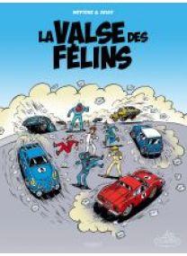 LA VALSE DES FELINS - INTEGRALE - Les éditions Paquet