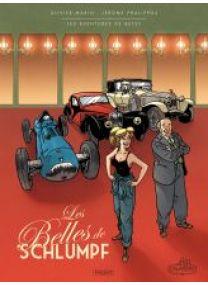 LES AVENTURES DE BETSY - INTEGRALE - LES BELLES DE SCHLUMPF - Les éditions Paquet