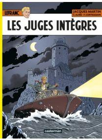 Les juges intègres - Tome 32 - Casterman