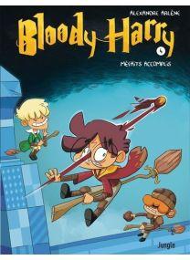 Bloody Harry - tome 4 Méfaits accomplis - Jungle