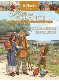 Histoire De France En Bande Déssinée -