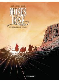 Moses rose - tome 2 - Grand Angle