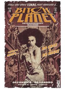 Bitch Planet - Tome 1 - Glénat