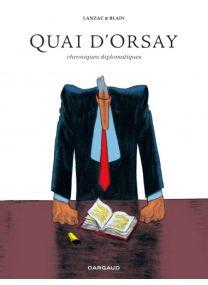 Quai d'Orsay - Intégrale - tome 0 - Dargaud