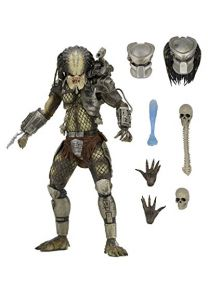 Deluxe Action Figure 19cm PREDATOR JUNGLE HUNTER Ultimate Version - ORIGINAL Neca