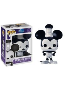 Disney - Figurine Pop de Mickey Steamboat - Funko