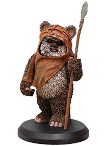 Attakus Collection- Wicket Figurine de Collection, SW043, Polychrome