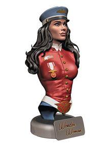 DC Direct Figurine Bombshells Buste Wonder Woman, 19 cm