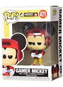 Funko Pop! Gamer Mickey 471 Special Edition