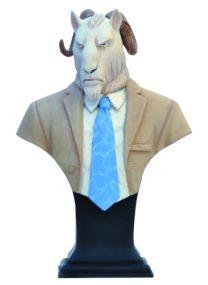 Buste de collection Attakus Blacksad Thomas Lachapelle Le Bouc B427 (2013)