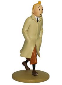 Moulinsart 29300001 Figurine Tintin Trench Coat 12 cm (2018)