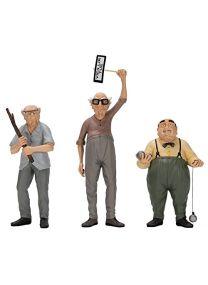 Coffret de trois figurines collection Attakus, Les Vieux Fourneaux C797 (2020)