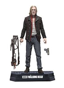 McFarlane- Dwight Walking Dead TV Color Tops Figurine, 787926146806, 18 cm