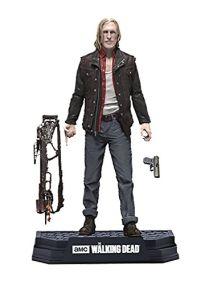McFarlane- Dwight Walking Dead TV Color Tops Figurine, 787926146806, 18 cm