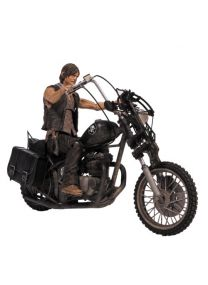 The Walking Dead: TV Deluxe Box Daryl Dixon with Chopper