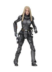 Neca - Figurine Valerian - Laureline 18cm - 0634482453520