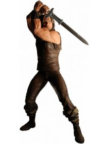 Conan the barbarian Battle temple of the serpen - Conan - figurine 18 cm
