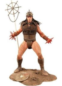 Conan Le Barbare Figurine Conan Pit Fighter (Battle Helmet)