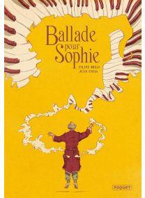 Preview BD Ballade pour Sophie