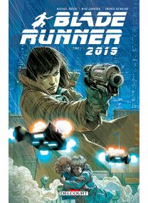 Preview Comics Blade Runner 2019